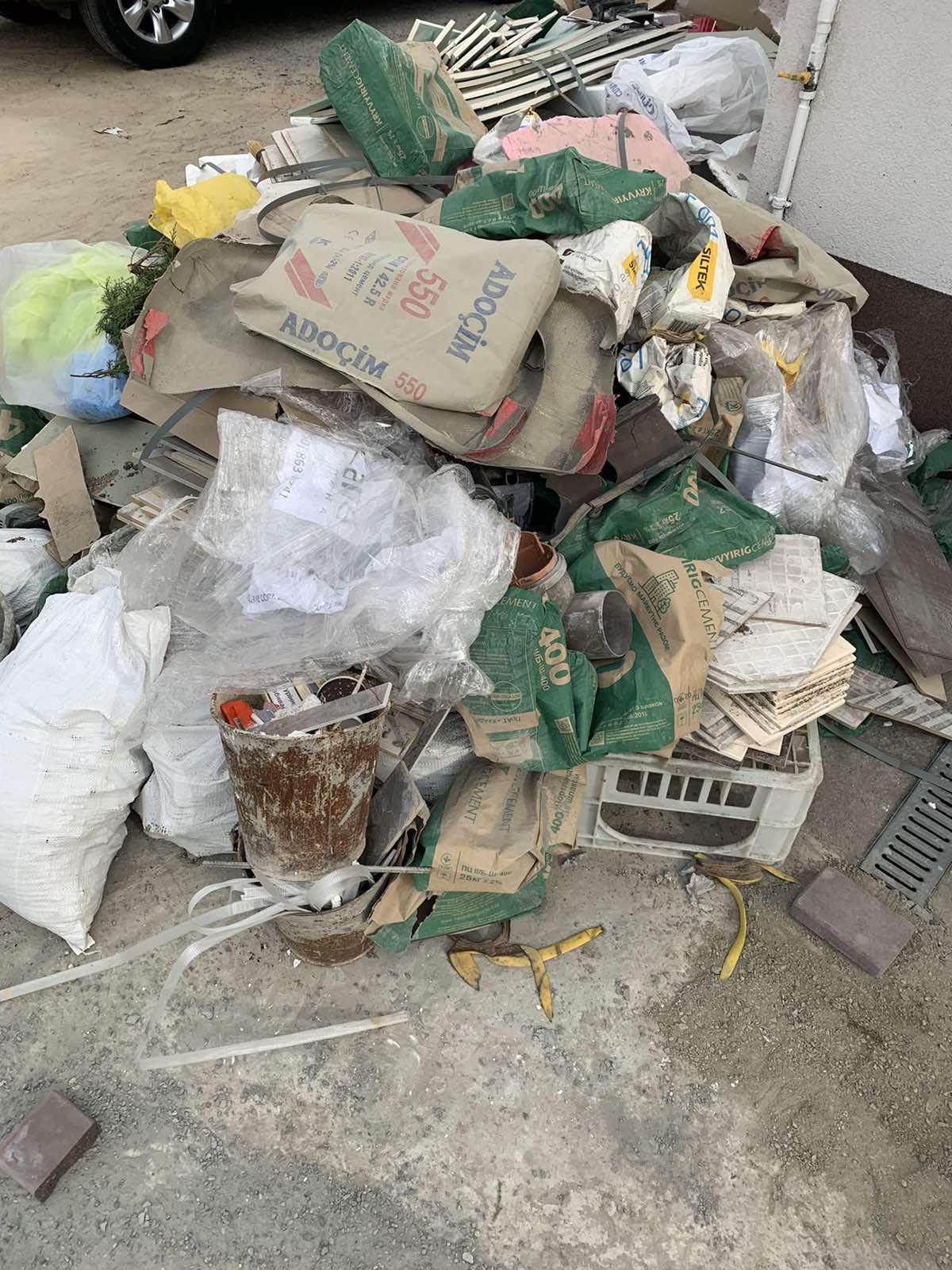 Вывоз бытового мусора | Вывоз старых ненужных вещей | Вывоз производственного мусора Green City Днепр